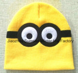最小順序量、刺繍された編まれた帽子の帽子の帽子を受け入れなさい
