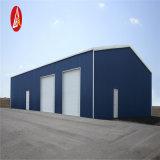 Bonne cloche de construction d'entrepôt de structure métallique de lumière de modèle