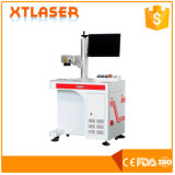 Edelstahl-Aluminiummarken-Faser-Laser-Markierungs-Maschine - Xt Laser