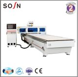 Máquinas para trabalhar madeira Ptp Router CNC para mobiliário de Sosn