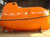 CCS aprovado FRP totalmente fechado tipo barco salva-vidas e Davit