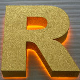 3D lumineux Letters Acrylic DEL Sign DEL Acrylic Logo Letters Advertizing Acrylic DEL Letters pour DEL Shop Sign