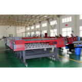 Material UV Printer 2.5 Meter Dx5 1440dpi LED Flatbed Printer UV