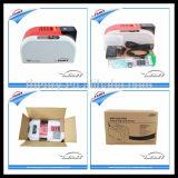 Impressora de cartões de identificação de plástico Impressora de cartão inteligente
