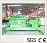 Recipiente Grande Potência Silenciosa 200 Kw Baixo BTU conjunto gerador de gás