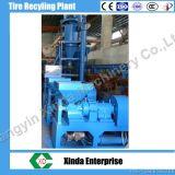 Gummipuder-Superfine Miller-Schrott-Reifen-Abfallverwertungsanlage
