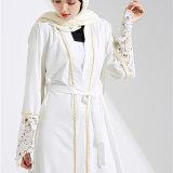مسلم ثوب [كفتن] [أبا] ثياب يرتدي حجم فعليّة نمو إشارة دبي [أبا] مسلم لباس