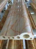 Linea di produzione di marmo artificiale del PVC/macchina di plastica