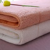 Caliente suave cachemir Funda de colchón