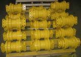 A estrutura da escavadora da máquina escavadora LC64D00005f1 parte rolo inferior da trilha o mais baixo