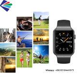 Mensaje notado Bluetooth Deportes digital automático Reloj inteligente con la cámara