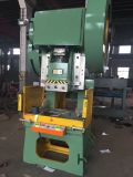 Las series J23-125 abren el tipo máquina fijada de la prensa de la mesa de trabajo para la hoja de metal
