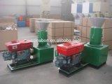 Granulator van het Zaagsel van de Biomassa van de Dieselmotor van de Leverancier van Leabon de Houten