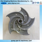 Stainless Steel Goulds 3196 pump Impeller 4X6-13