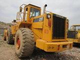 Cargador usado 966e, cargador usado de la rueda del gato de la oruga para la venta