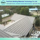 Bâtiment préfabriqué à construction rapide avec cadre en acier léger
