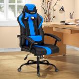 Moderno equipo de oficina ergonómico confortable silla de mesa