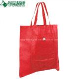 Eco freundlicher Fonds-Art-nichtgewebter faltbarer Beutel kundenspezifische Einkaufstasche