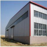 China de la luz de bajo costo de la construcción de la estructura de bastidor de acero