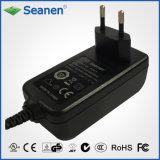 Adaptador CA / CC UE de 36W (RoHS, nível de eficiência VI)