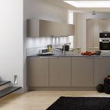 Alto armadio da cucina moderno della lacca di lucentezza