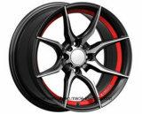 Qualidade superior novo Design personalizado para o carro roda de liga de alumínio