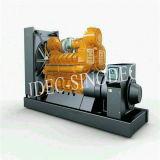 小さいEngine Power 900kw Biomass Generator