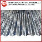 SPCC SGCC Dx51d+Zn Gi-Blatt 0.5mm Z80 galvanisierte Platte/Ring