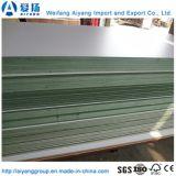 Placa branca do MDF da melamina da anti umidade de Shandong