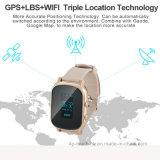 Montre adulte de traqueur de la qualité GPS avec l'écran OLED T58