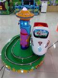Carrossel da máquina a fichas da alta qualidade mini para crianças