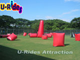 7 Man Tourney PRO Package Inflatable Paintball Game
