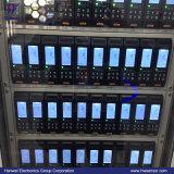 4-20mA saída de gases tóxicos combustíveis multicanal do painel de controle