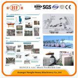 ハイテクな通気されたコンクリートブロックの完全な機械装置、煉瓦セメントは販売のためのプラントを妨げる