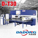 Dadong 기계적인 CNC 포탑 펀칭기, D-T30 CNC 펀칭기