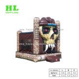 De Hoofd Opblaasbare Uitsmijter van de schedel voor Halloween
