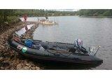 Boots-/Military-Rettung des Aqualand 16feet 4.75m aufblasbare Motor10persons/Gummischlauchboot-Boot (475)