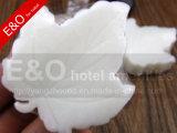 Baño de la hoja en blanco desechables Mini Jabón de Hotel