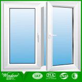 La Camera del contenitore installa la finestra del PVC di prezzi ed il portello poco costosi, finestra bianca del PVC di colore