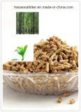 Grüner Tee-Qualitäts-Kiefernholz-Katze-Sänfte/Sand hinzufügen