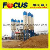 PLC automatique usine de béton, béton Hzs90 Usine de traitement par lots