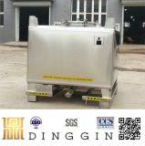 Ss316L Edelstahl-Behälter für Flüssigkeit/Puder