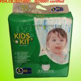 良質の安い価格の使い捨て可能な赤ん坊のおむつ