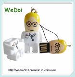 Belle carte mémoire Memory Stick de docteur USB avec la garantie de 1 an (WY-PL112)