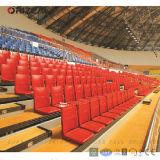 Asiento retráctil telescópico, Asiento retráctil telescópico para el gimnasio de baloncesto