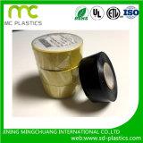 /Aislamiento eléctrico de PVC cintas para conexión Insulative, Fase etiquetado, la protección de la funda