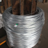 重い亜鉛熱いすくいはワイヤー3.0mmに電流を通す