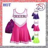 Горячая форма сублимации Cheerleading надувательства 2015, чирлидер школы платья девушки