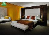 Mobilia di legno di ospitalità personalizzata mobilia della camera da letto dell'hotel per l'hotel reale della Doubai Radisson
