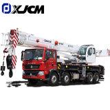 La construction de 25 tonnes tonnes tonnes 30moteur hydraulique sur chenilles 50Grue Grue mobile de la tour du chariot